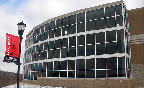 SEMO University - Aquatic center