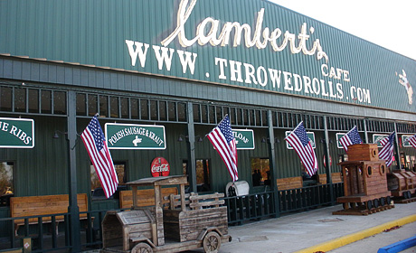 Lambert's Cafe - Sikeston, MO