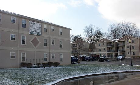 Lynwood Hills Apartments Cape Girardeau Mo